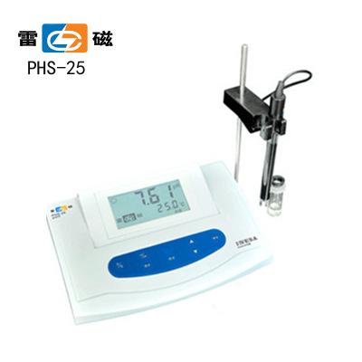 LEICI Dụng cụ phân tíchMáy đo pH PHS-25