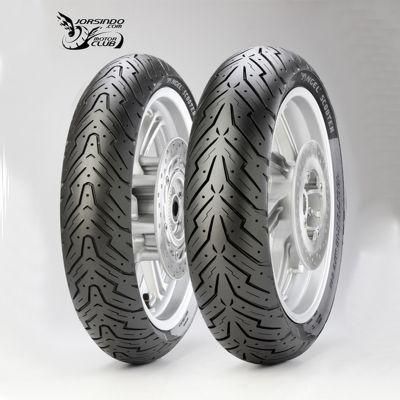 Pirelli Bánh xe Lốp xe máy Pirelli Angel 350 90/100/90/10/110/120/130/70/12 lốp
