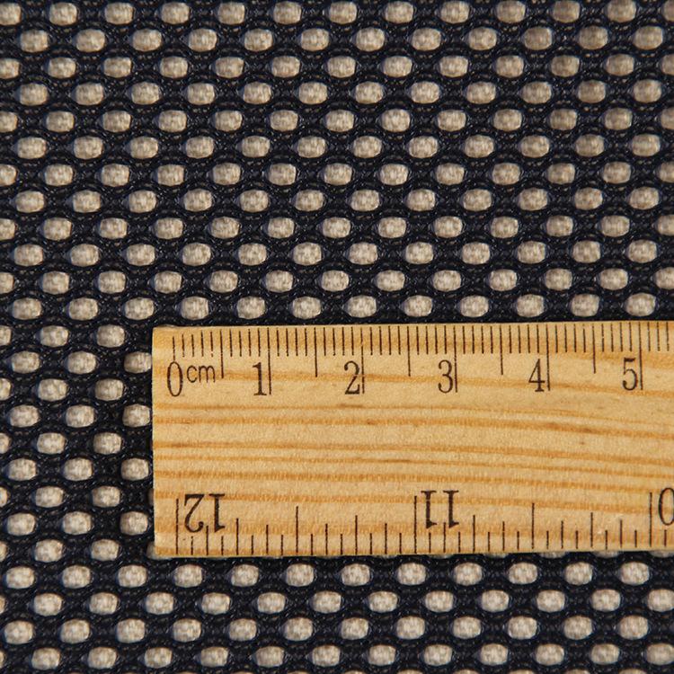 MENGFA Vải lưới Kiểm tra tại chỗ thoáng khí dày lưới vải quần áo nôi lưới xe ghế văn phòng đệm túi v