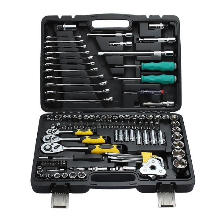 Bộ công cụ sửa chữa tự động, hộp công cụ phần cứng bảo vệ tự động, tay áo vặn