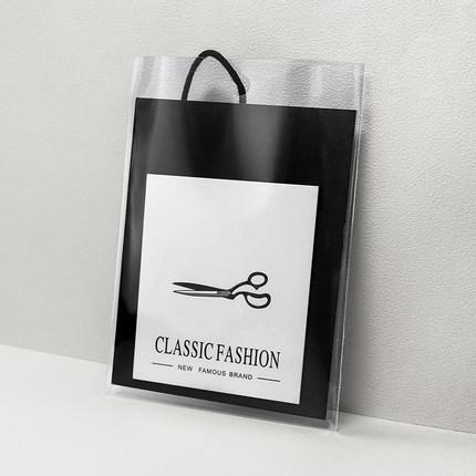 Túi opp Tùy chỉnh nhãn quần áo nhãn tùy chỉnh ánh sáng sang trọng nam nữ quần áo nhãn thẻ thẻ tùy ch