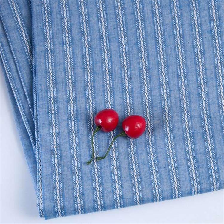 FENGRAN Vải Yarn dyed / Vải thun có hoa văn Vải jacquard bằng vải bông, vải nhuộm sợi, quần áo và vả