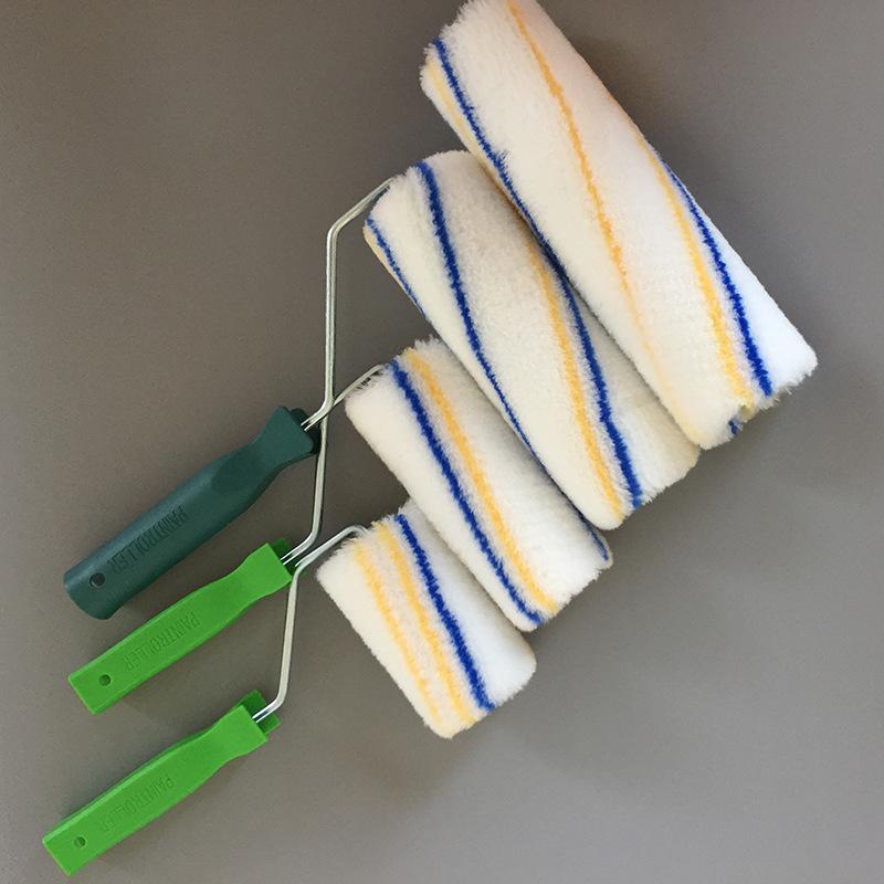 LAOSHOU Con lăn Nhà máy trực tiếp bán buôn 4 inch 6 inch 8 inch 9 inch con lăn cọ sơn con lăn bàn ch