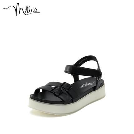 Millie's giày bánh mì / giày Platform / Miao Li Xia trung tâm mua sắm Hồng Kông cùng loại muffin dư