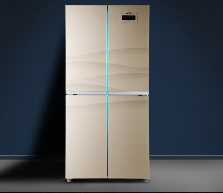Aux/ AUC bh-406ad4 tủ lạnh cửa đôi