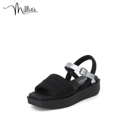 Millie's giày bánh mì / giày Platform / Miao Li 20 từ mới mùa hè với đôi sandal thể thao nữ đế dày