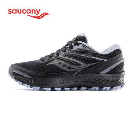 Saucony Giày nữ trào lưu Hot 2020 sản phẩm mới COHESION ngưng tụ 13TR đệm giày chạy bộ nữ off-road S