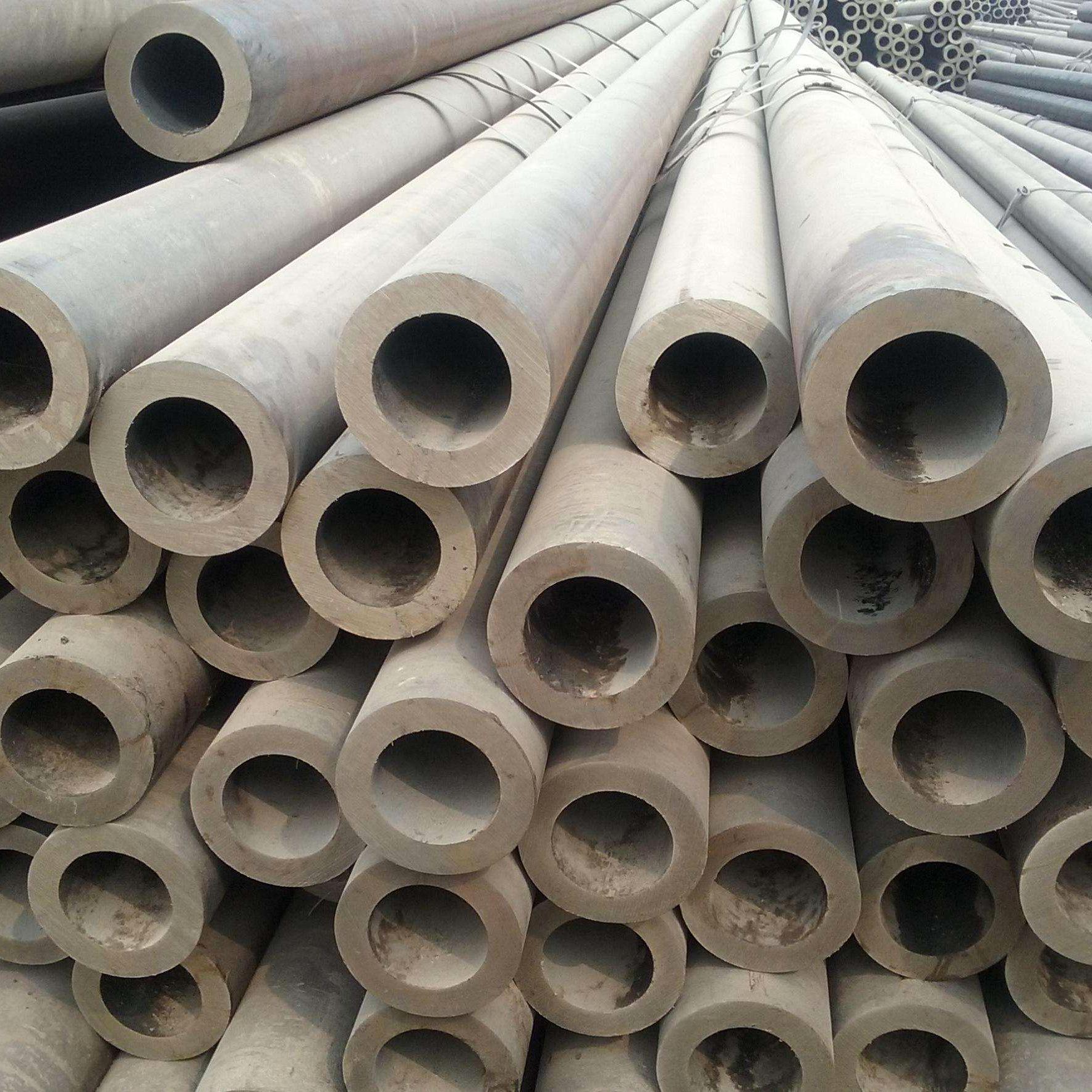 Ống thép Nhà máy bán hàng trực tiếp ống liền mạch dày ống liền mạch 720 * 70 ống liền mạch tùy chỉnh