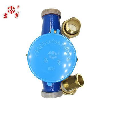 WUYANG Đồng hồ nước Nhà máy Bán hàng trực tiếp Wuyang Chủ đề Đồng hồ nước lạnh dn40 Tap ướt Đồng đầy