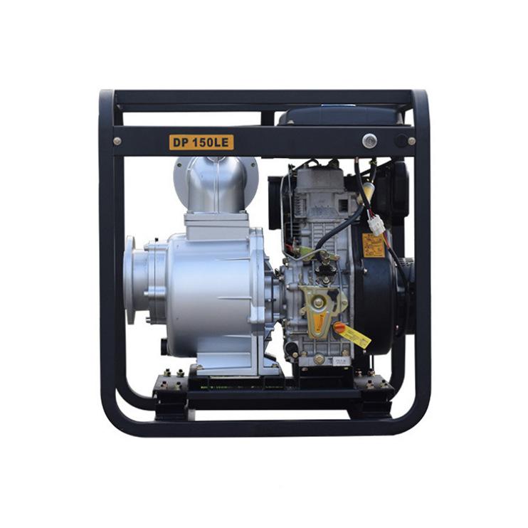 KFLK Máy bơm nước diesel tự mồi 2 inch 3 inch 4 inch 6 inch Máy bơm nước nông nghiệp diesel và máy t