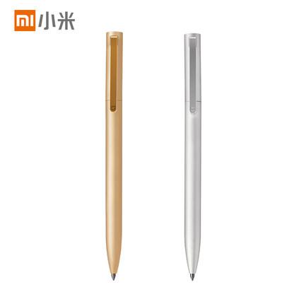 Xiaomi Bút nước Bút ký hiệu kim loại Xiaomi Mijia Bút 0,5mm Văn phòng doanh nghiệp Lưu ý Bút nạp lại