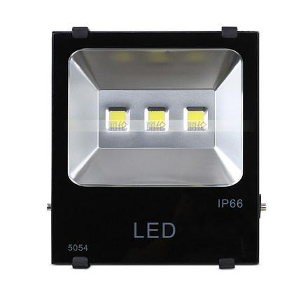 Đèn LED chống nổ Đèn LED chiếu sáng công suất cao ngoài trời không thấm nước đèn chiếu sáng quảng cá
