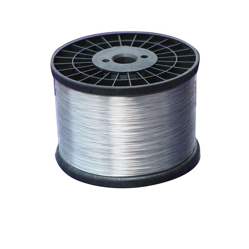 Dây kim loại Bán buôn dây mạ kẽm nhúng nóng tùy chỉnh dây sắt mềm dùng một lần mặt nạ mũi cầu hạt mạ
