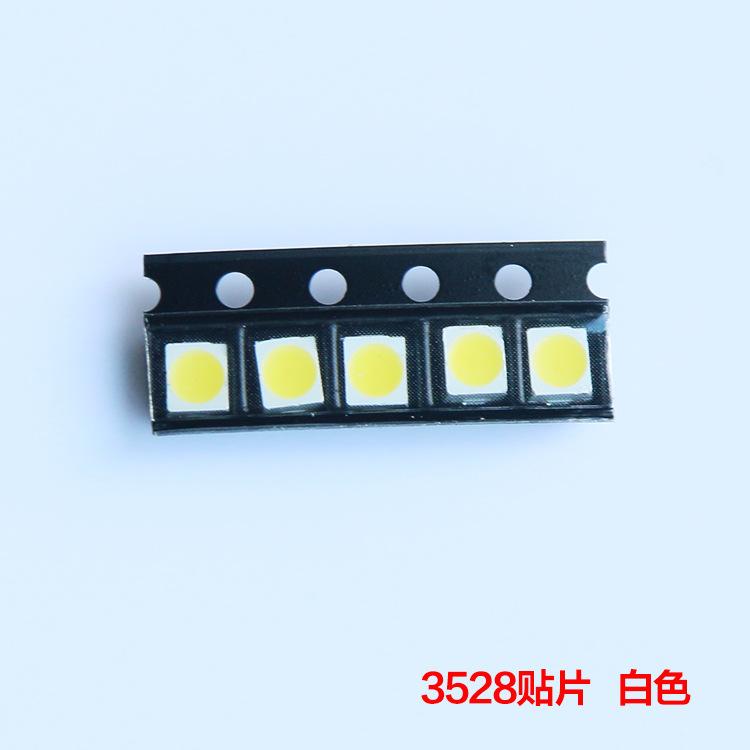 XUBANG LED dán LED SMD Bán buôn LED3528 SMD Highlight Trắng Light Đèn LED siêu sáng