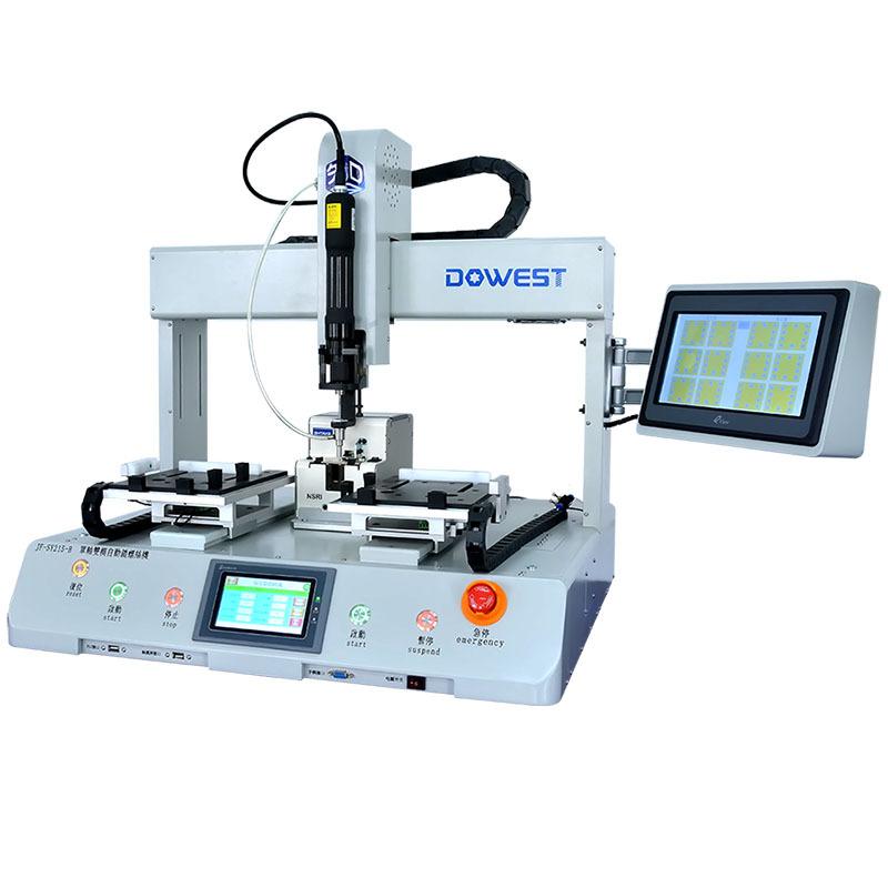 JOFR Linh kiện sắt thép một trục kép chế độ tự động khóa máy vít thiết bị gia dụng đồ chơi mô hình l