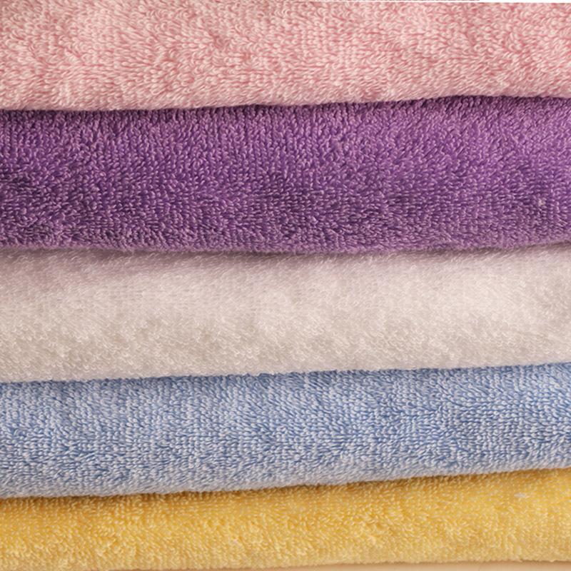 XINMEISHU Vải khăn lông Nhà máy trực tiếp cotton chải vải terry hai mặt terry cotton dệt áo choàng t