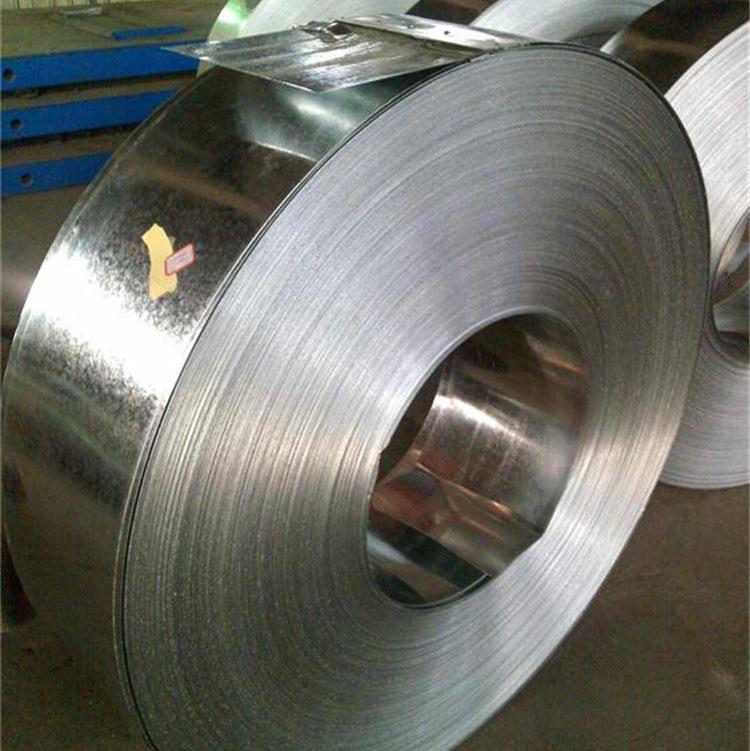 Tôn cuộn Cung cấp lớn dải thép mạ kẽm nhúng nóng Q345B có thể được tùy chỉnh