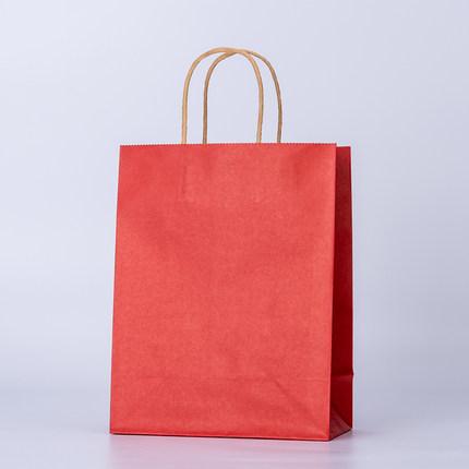 Túi giấy đựng quà  Túi giấy kraft túi tote tùy chỉnh túi quà tặng túi quần áo cửa hàng túi tùy chỉnh