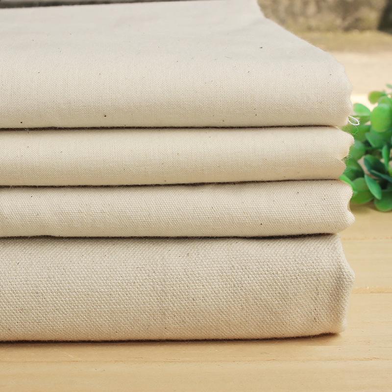 CHANXINGXING V ải bố Vải cotton độn vải cotton trắng vải cotton màu rắn trang trí vải vải thủ công t