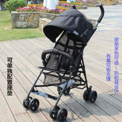 kanobe Xe đẩy trẻ em Xe đẩy em bé dễ dàng gấp xe đẩy em bé xe đẩy trẻ em xe đẩy nhẹ di động bốn bánh