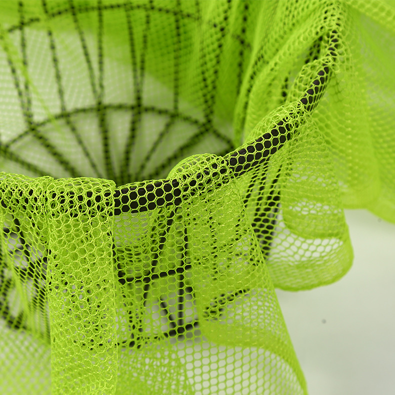 TIANHONG Vải lưới Lưới lục giác Vải Hành lý Lưới Vải Vải Chất liệu Giày Lưới Vải Giặt Túi Lưới Xe đẩ
