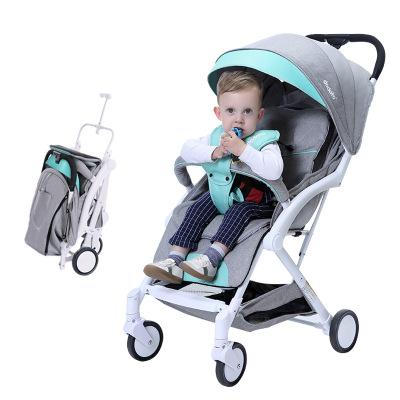 dodoto Xe đẩy trẻ em Xe đẩy trẻ em siêu nhẹ di động bốn bánh xe đẩy túi