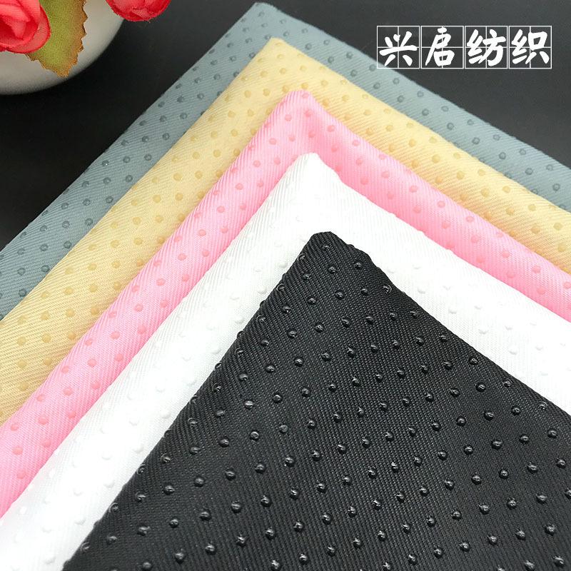 XINGQI Vật liệu chức năng Vải chống trượt PVC vải twill chống trượt