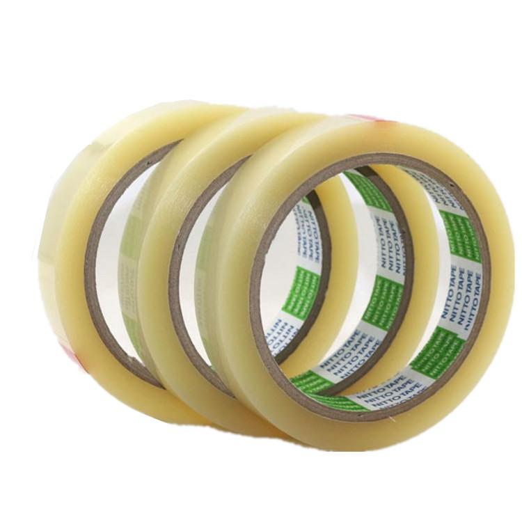 Nitto Keo dán tổng hợp Băng Nitto 31B Băng thử nghiệm nhập khẩu ban đầu Nitto Băng trong suốt có độ