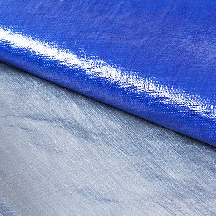 BAXIANG Bạt nhựa Dày thêm dày vải vải màu xanh bạc vải bóng màu dải vải vải mưa mưa vải chống thấm n
