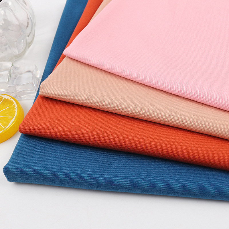 V ải bố Cotton 8-An Canvas Trang phục Vải Hành lý Chất liệu Giày Đệm Gối Khăn trải bàn Trang trí Vải
