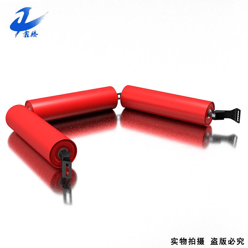XINTENG Con lăn vận chuyển / Con lăn băng tải Các nhà sản xuất Sơn Đông sản xuất con lăn ba φ 108 *
