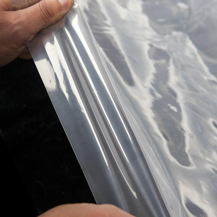 Màng che phủ nhà kính Màng nhựa nông nghiệp trong suốt không thấm nước và vải chống mưa trang trí vả