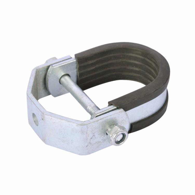 QIHONG Ống kẹp Cung cấp dài hạn của kẹp ống chống địa chấn hình chữ U Giá đỡ chống địa chấn Kẹp ống