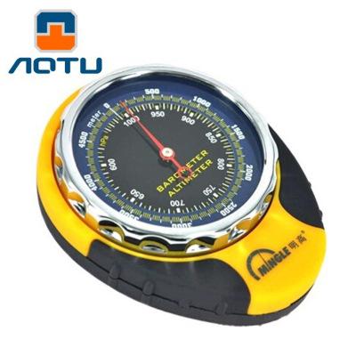 Mingle Đồng hồ đo nhiệt độ , độ ẩm Nhiệt kế đo độ cao Mingle / Minggao 4 trong 1, nhiệt kế áp kế la