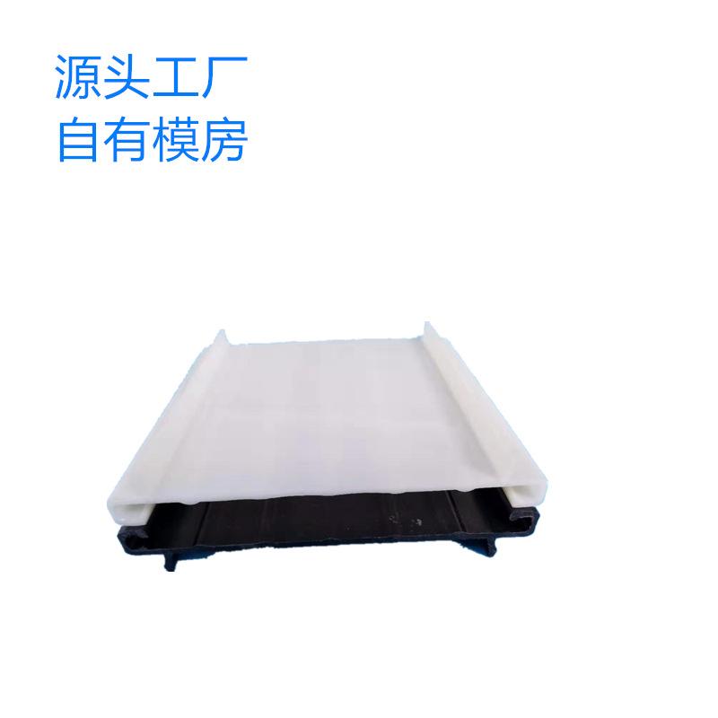 HAOWEI Vật liệu dị dạng Ép đùn Đúc chế biến đùn tùy chỉnh mở chết sản phẩm đùn PVC hồ sơ ABS hồ sơ đ