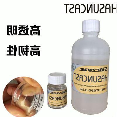 RTVS605 Silicone hữu cơ chống thấm nước siêu cao trong suốt dẻo dai