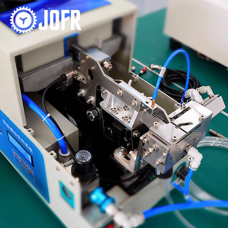 JOFR Linh kiện sắt thép Nhà sản xuất Thâm Quyến JOFR tùy chỉnh DWS-101SJ loại máy cấp liệu trục vít