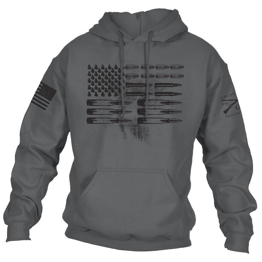 Sweater (Áo nỉ chui đầu) Áo trùm đầu nam in áo dài tay