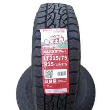 Cao su(lốp xe tải) Chaoyang Tyre 215 / 75R15