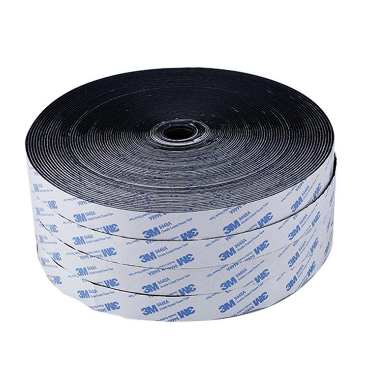 JHY Khoá dán Nhà sản xuất tùy chỉnh mạnh mẽ tự dính Velcro hình dạng tự dính khóa Velcro màu