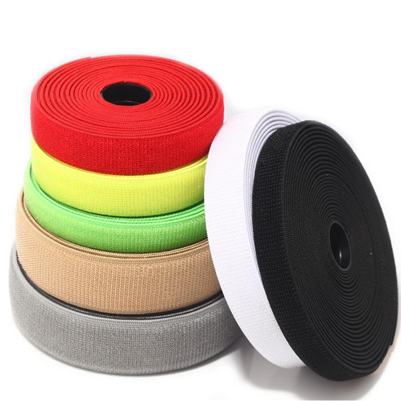 ZHUOREN Khoá dán Dây thun co giãn kéo nổi bật, Velcro không xơ, đàn hồi thân thiện với môi trường, k
