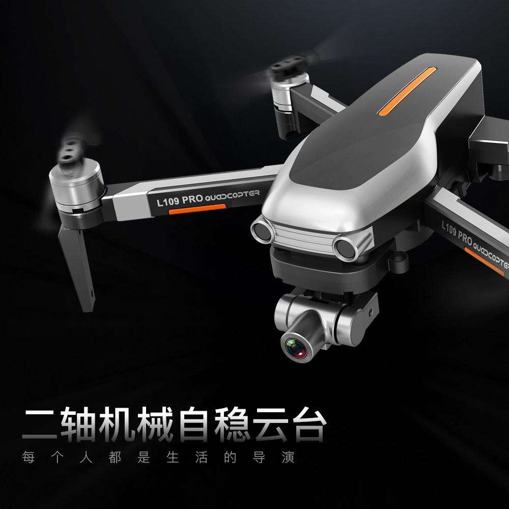 LYZRC Flycam Máy bay không người lái gấp 4K chuyên nghiệp chụp ảnh trên không độ nét cao điều khiển