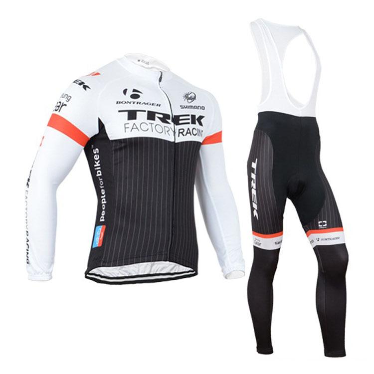 XINYUEDONG Quần áo mau khô 2018 Tour de France đội đua xe đạp phù hợp với treo tay dài phù hợp với x