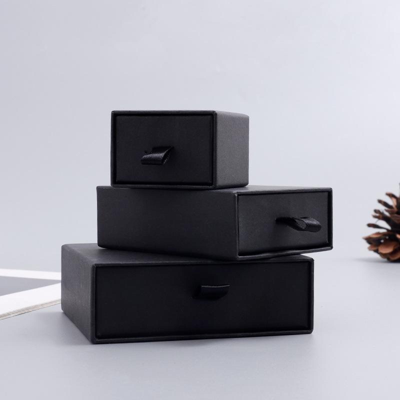 XIDA NLSX bao bì Nhà sản xuất hộp trang sức hộp đồ trang sức vòng cổ vòng bông tai ngăn kéo loại bao