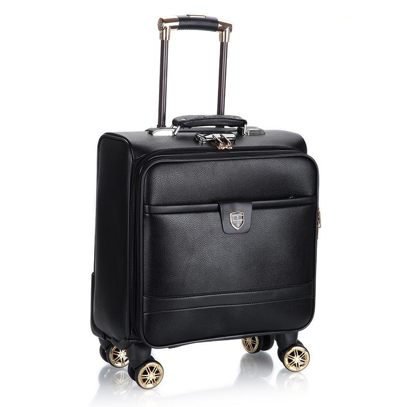 VaLi hành lý Bán xe đẩy thương hiệu, vali bánh xe vạn năng, vali kinh doanh PVC