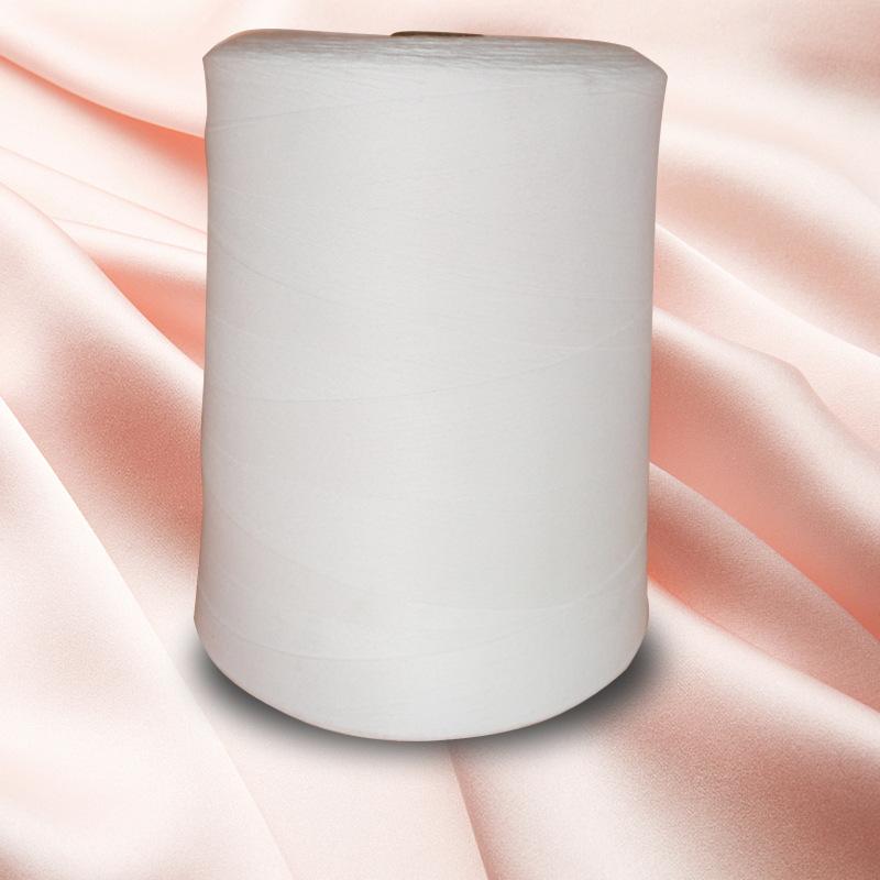 Sợi dệt 5kgs một máy may sợi đặc biệt nhà sản xuất bán buôn dây chuyền túi dệt trắng
