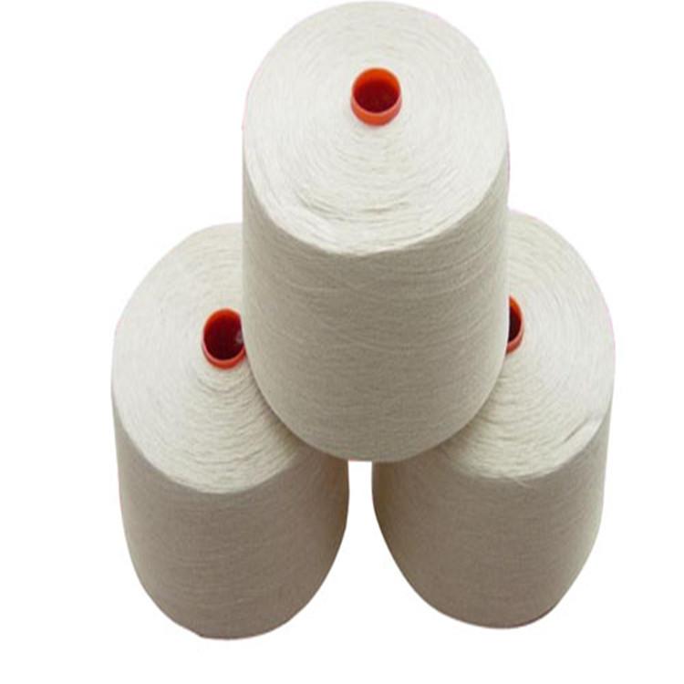 GUANJIE Sợi pha , sợi tổng hợp Vòng sợi tại chỗ C55 / A45 20/2 sợi pha cotton trong suốt 20/2 sợi ac