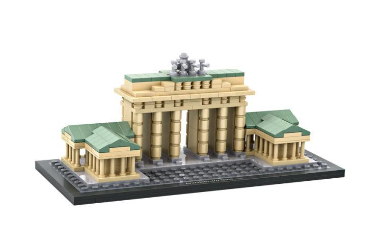 loz Đồ chơi sáng tạo hạt nhỏ xây dựng mô hình khối xây dựng lắp ráp đồ chơi giáo dục trẻ em sáng tạo