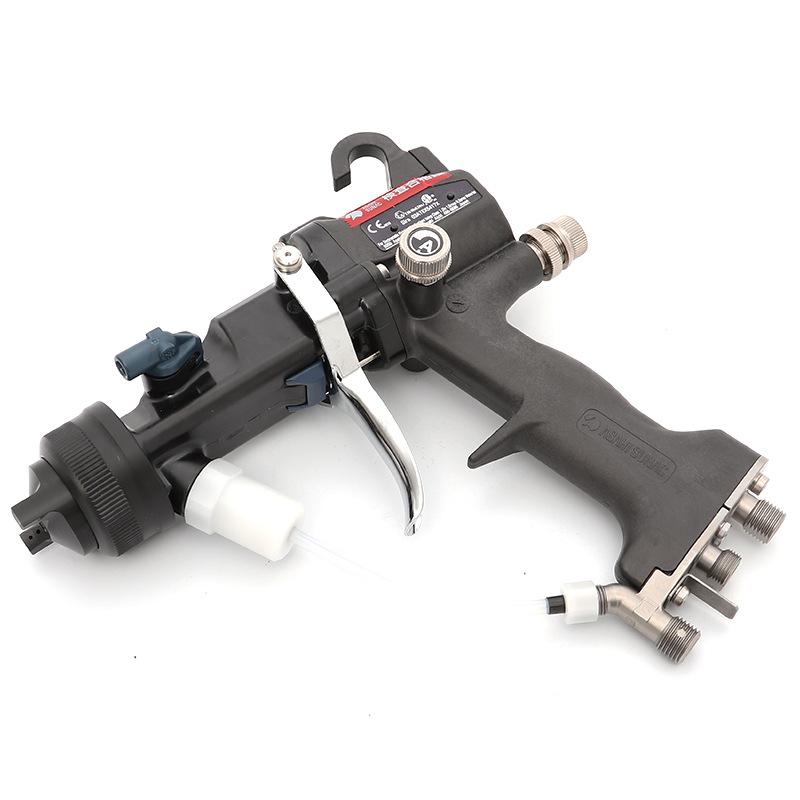 Asahi Nhật Bản có thể tên NAK sử dụng súng phun điện tĩnh cao su, đồ nội thất phun khí