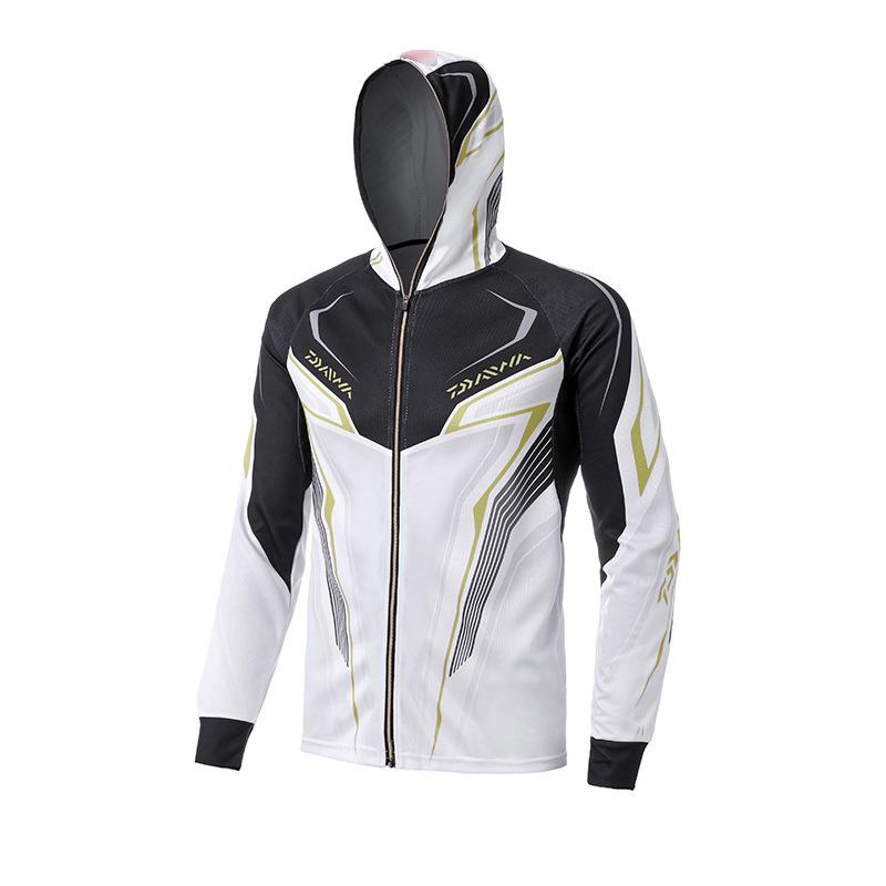 Đồ chống nắng mau khô Quần áo câu cá ngoài trời thời trang thể thao nam 2020 Quần áo chống nắng mới